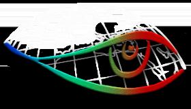 GeoView Logo weiß